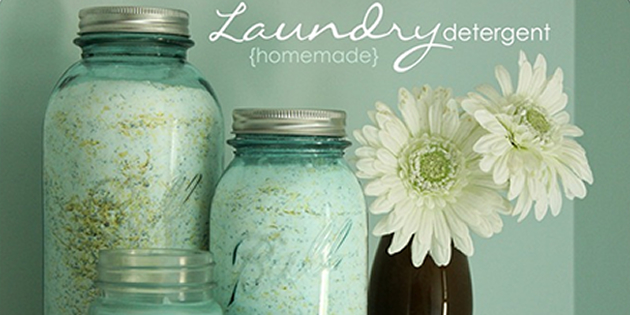 Homemade Laundry Detergent | Fund Your