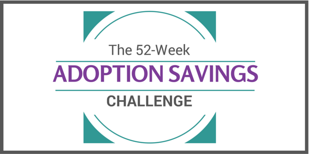 The 52-Week Adoption Savings Challenge