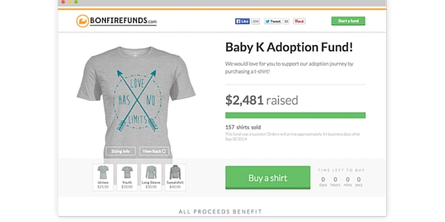 How To Increase Your T-Shirt Fundraising Sales