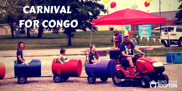 carnival for congo