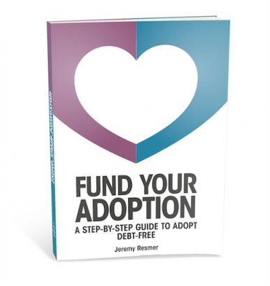 fund your adoption debt free