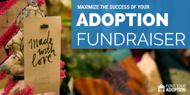adoption fundraiser success