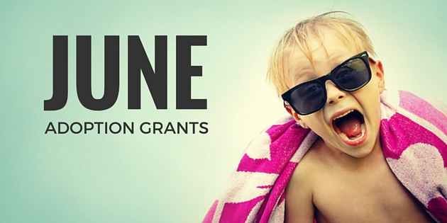 june adoption grants