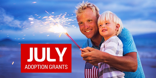 july adoption grants