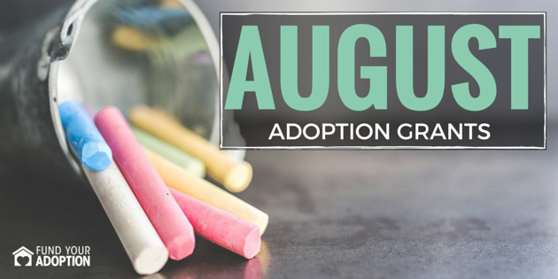 august adoption grants