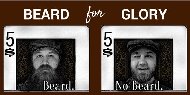 Beard or No Beard – An Epic Adoption Fundraiser