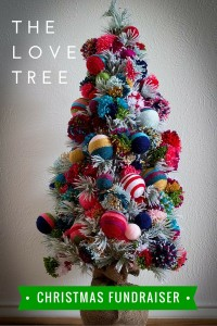 christmas love tree