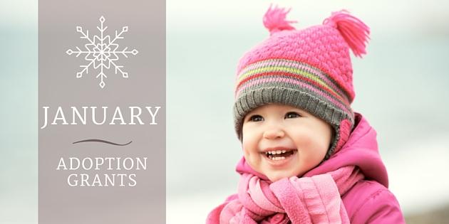 adoption grants january