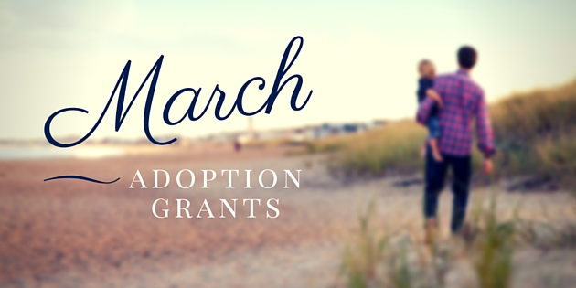 adoption grants march