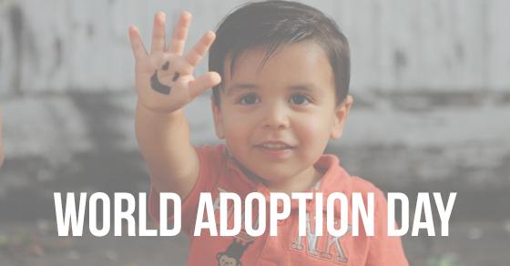 world adoption day