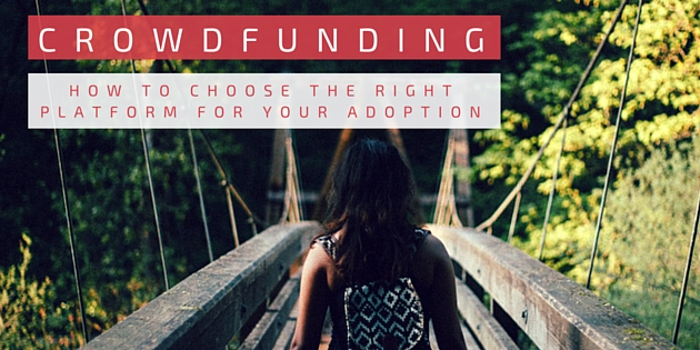 How To Choose The Right Crowdfunding Platform For Your Adoption