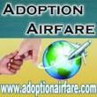 adoption airfare