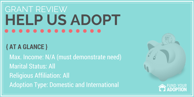 Help Us Adopt