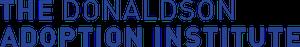 the donaldson adoption institute