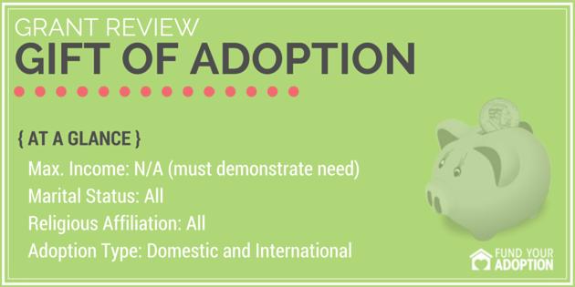 Gift of Adoption Fund