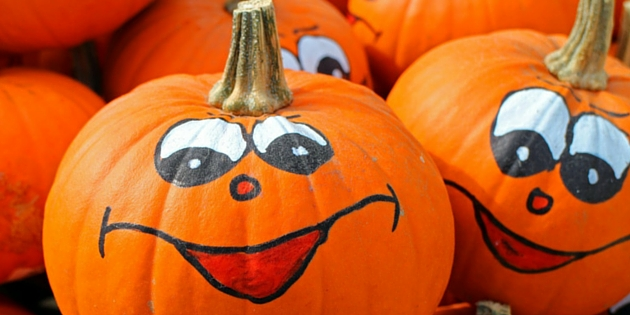 Pumpkin Painting Festival