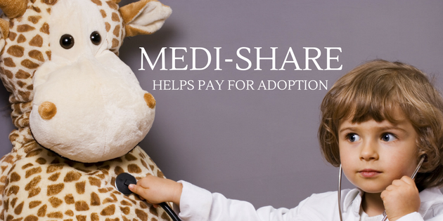 MediShare Christian Health Insurance Helps Pay For Adoption